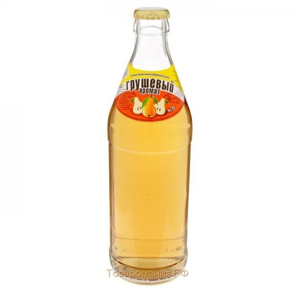 "Лимонад ""Грушевый аромат"""